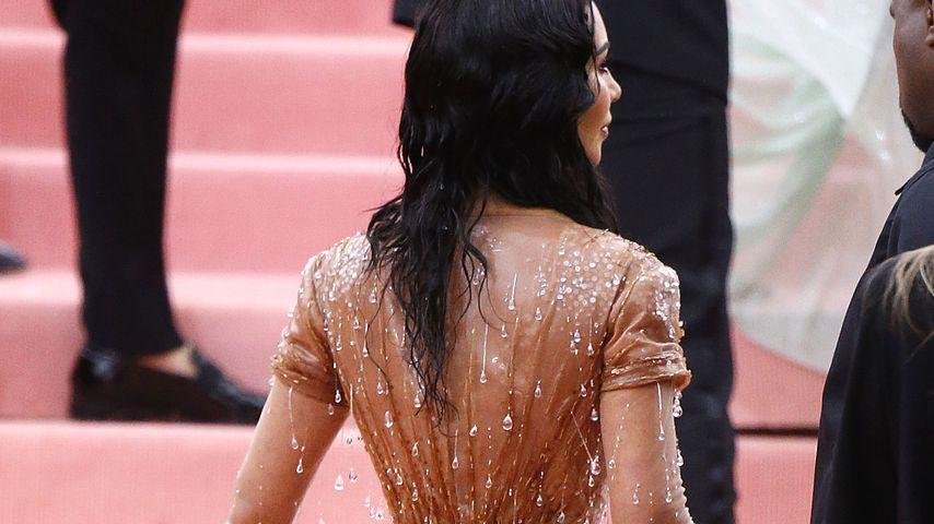 Kim Kardashian bei der Met Gala 2019
