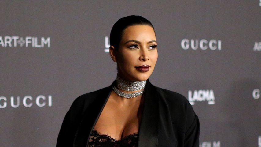 Kim Kardashian wird von Knasti-Nachrichten überrollt!