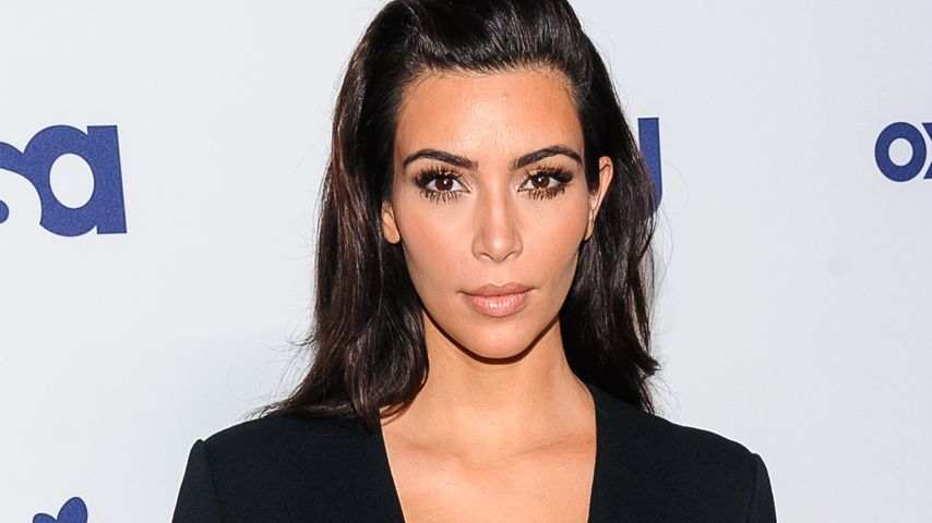 Also doch: Kim Kardashian lässt Hochzeit filmen!