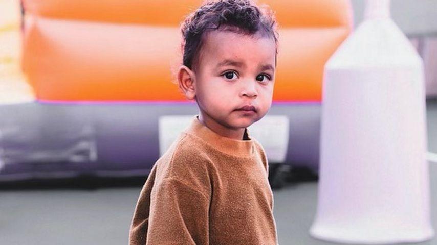 Kim Kardashians Sohn Psalm West