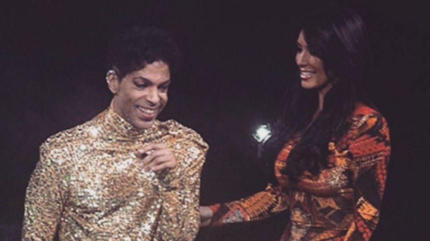 Kim Kardashian: So empfand sie den Prince-Bühnen-Rausschmiss