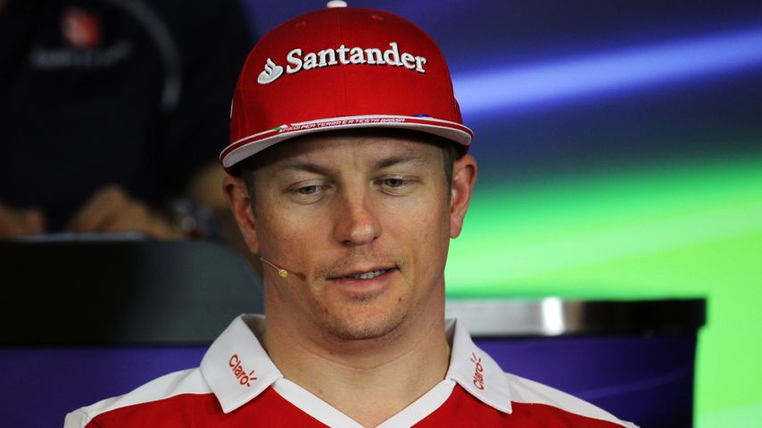Kimi Räikkönen bei der FIA Press Conference, Juni 2016