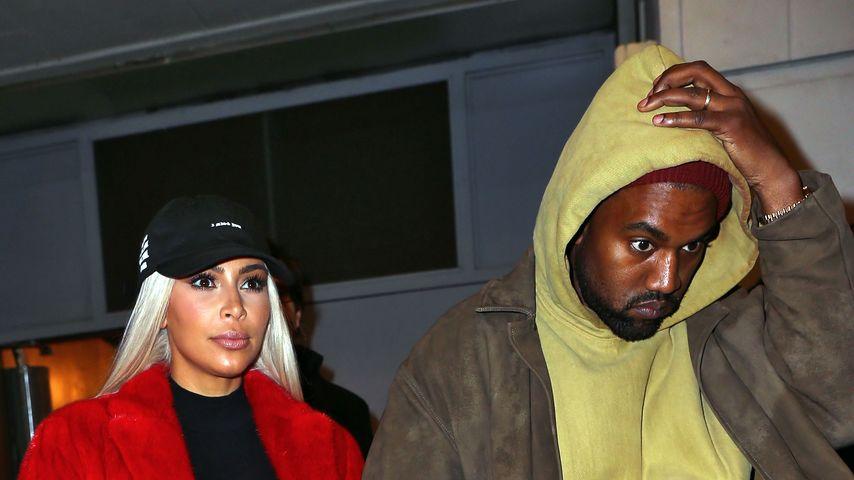Kurz vor der Scheidung? Kim Kardashian schützt ihr Vermögen