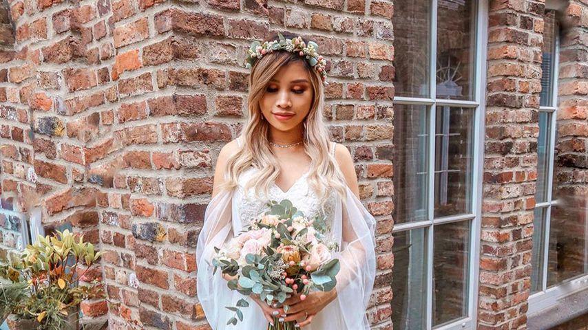 Web-Star Kisu plant nach der Schwangerschaft dritte Hochzeit