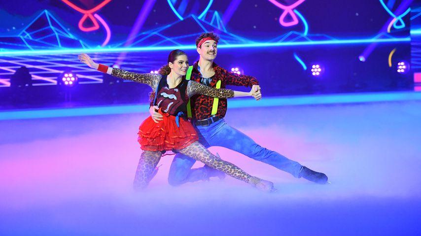 """""""Dancing on Ice""""-Aus für Klaudia Giez: Zuschauer geschockt!"""