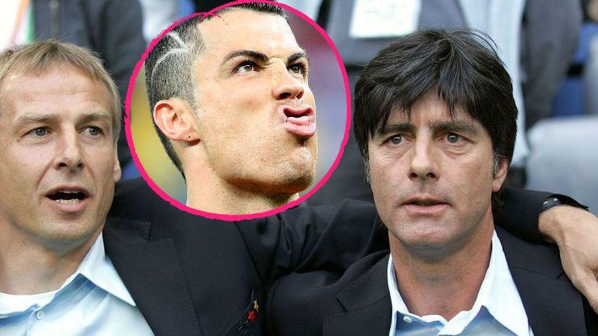 Jawoll! Klinsi & Löw schicken Ronaldo nach Hause