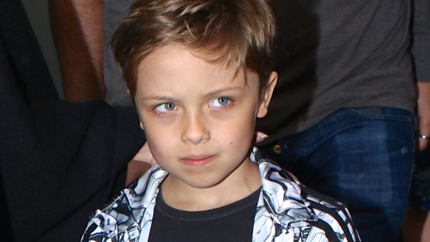 Know Leon Jolie-Pitt in New York