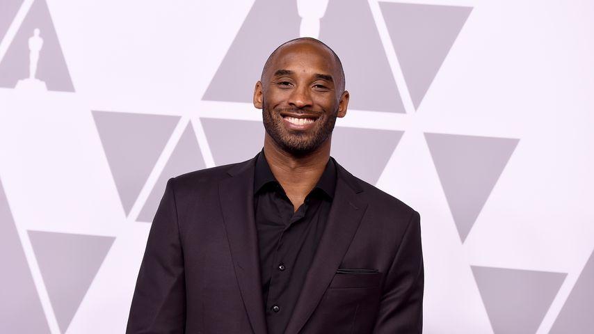 Kobe Bryant im Februar 2018