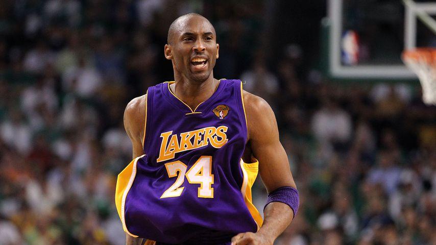 Kobe Bryant im Juni 2010