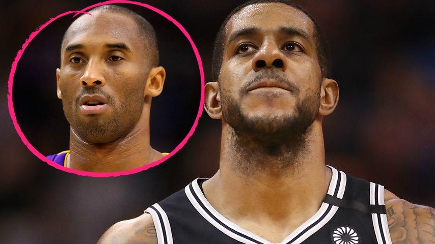 Spiel der San Antonio Spurs startet mit Kobe-Bryant-Tribut