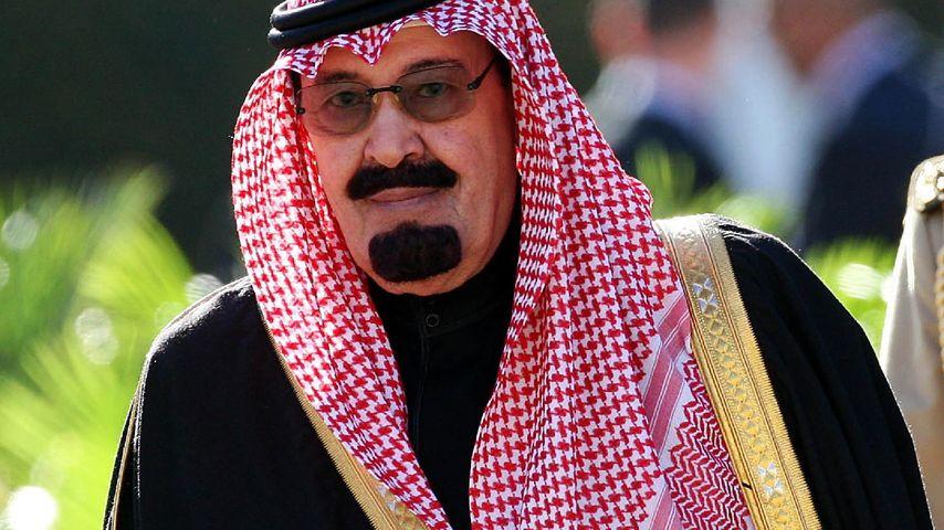 König Abdullah (✝90) von Saudi-Arabien ist tot!