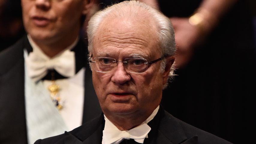 Schock-News: Schwester von König Carl Gustaf hat Blutkrebs!
