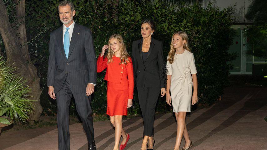 Prinzessin Leonor lässt sich von Mama Letizia inspirieren!