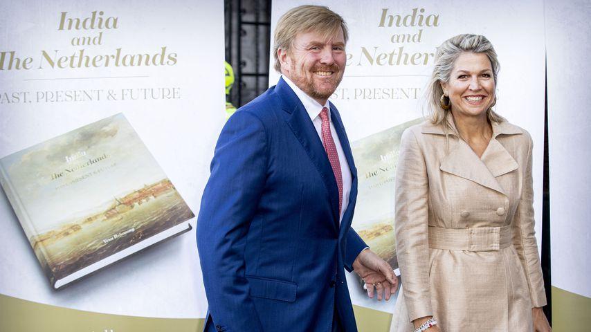 König Willem-Alexander und Königin Máxima, 2019
