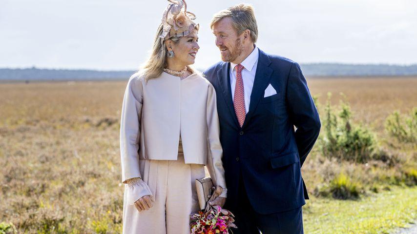 König Willem-Alexander und Königin Máxima der Niederlanden im Jahr 2019