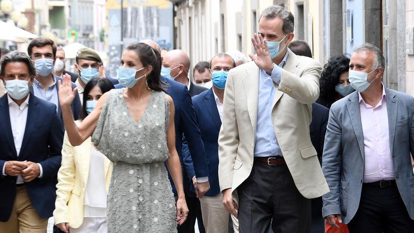 Cooles Sommer-Outfit: Königin Letizia so lässig wie nie!
