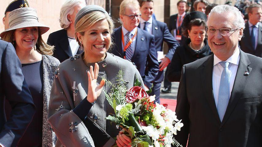 Böser Mantel-Eklat: Königin Maxima zu Recht in der Kritik?