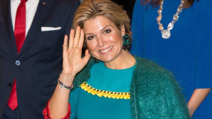 Königin Maxima auf einer Preisverleihung in Amsterdam