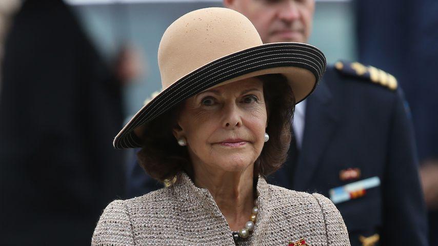 Königin Silvia bei einem Berlin-Besuch 2016