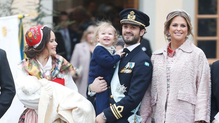 Prinz Gabriel, Prinzessin Sofia, Prinz Carl Philip, Prinz Alexander, Prinzessin Madeleine