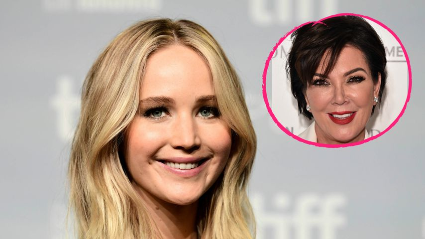 J.Law: Betrunken & nackt in Kris Jenners Kleiderschrank!