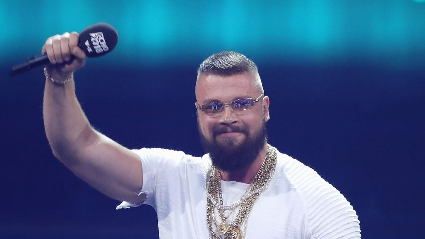 Kollegah bei den Echo Awards 2018