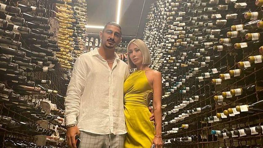 Koray Günter mit Veronica Loi