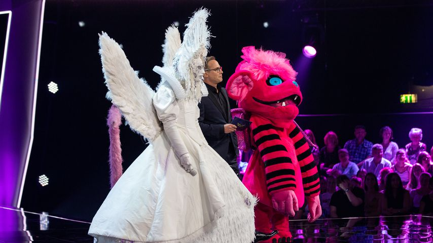 "Matthias Opdenhövel bei ""The Masked Singer"" 2019"