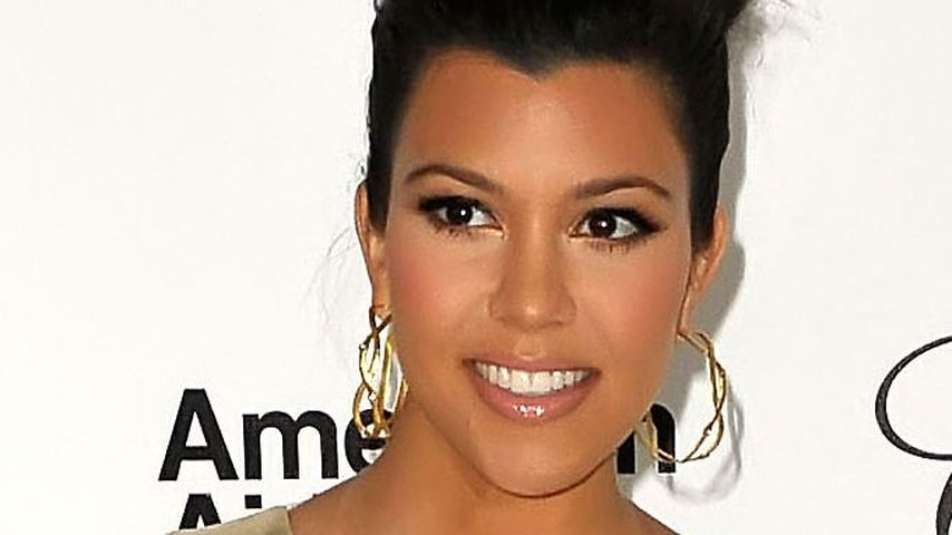 Yummie? Kourtney Kardashian isst Plazenta-Pillen