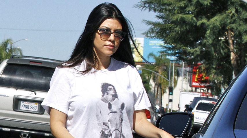 Kourtney Kardashian: Hier führt sie Kendall spazieren