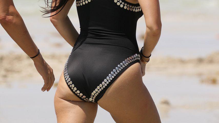 Kourtney Kardashian in Miami 2016