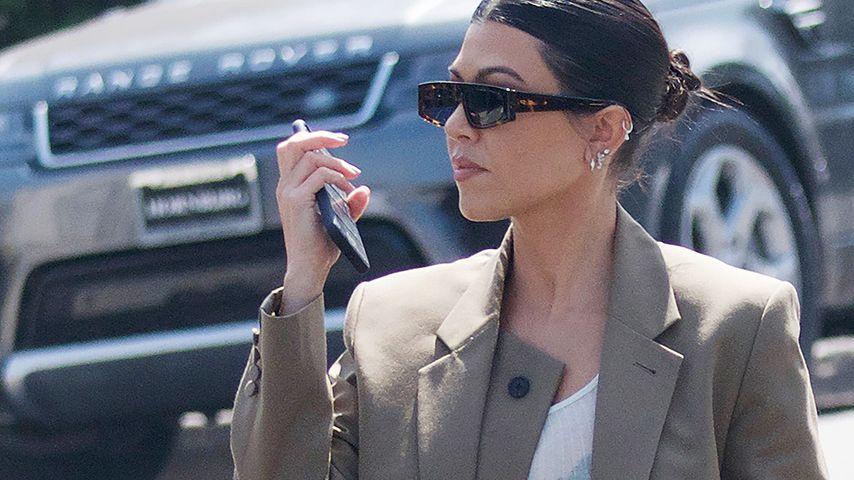 Kourtney Kardashian im Juni 2019