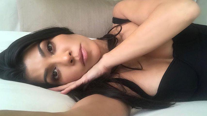 Zwischen all den Schwangeren: Kourtney Kardashian megasexy!