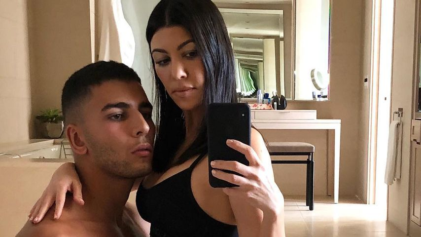 Kourtney Kardashian und Younes Bendjima