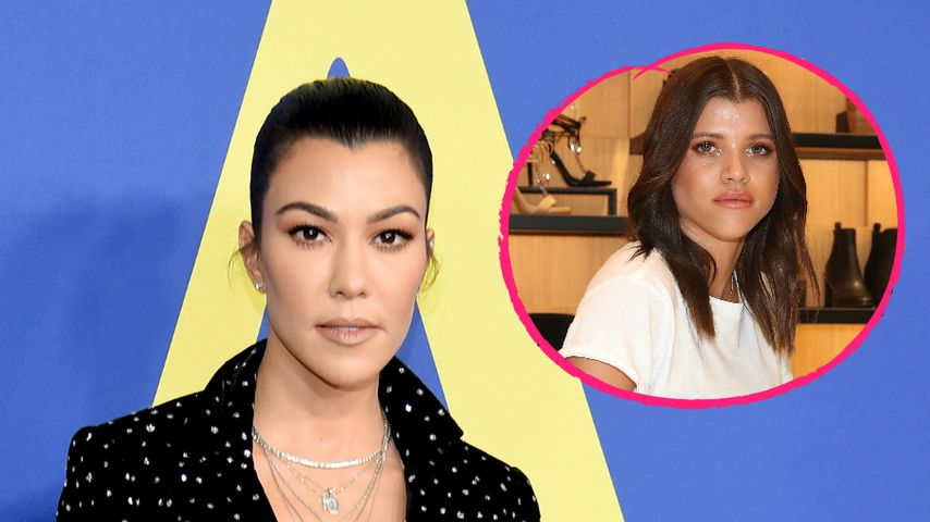 Sofia Richie lernt Kids kennen: Kourtney Kardashian weint!