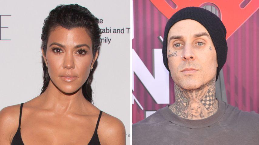 Kourtney Kardashian und Travis Barker bei Date erwischt