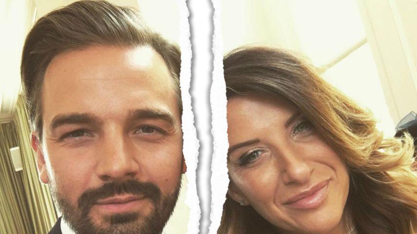 Sechs Monate nach Geburt: David Beckhams Schwester getrennt!