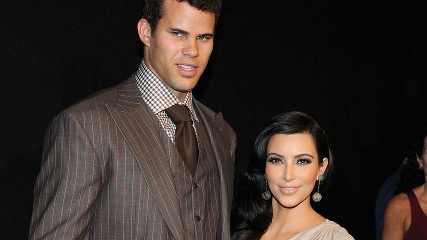 Kris Humphries und Kim Kardashian 2011