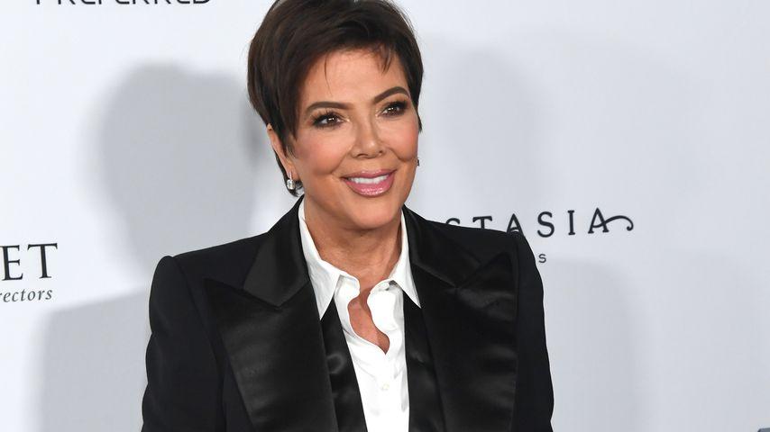 Kris Jenner auf einer Gala in Santa Monica im Februar 2020