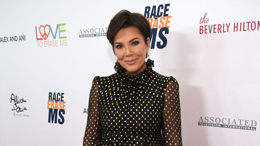 Kris Jenner bei einem Event in Beverly Hills