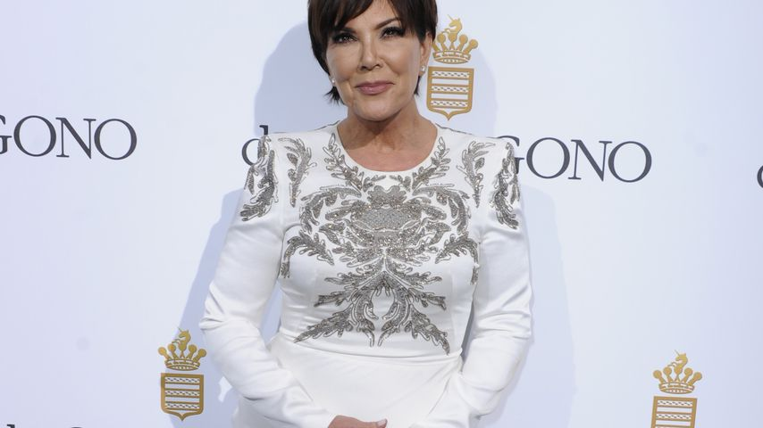 Kris Jenner in Cannes 2016