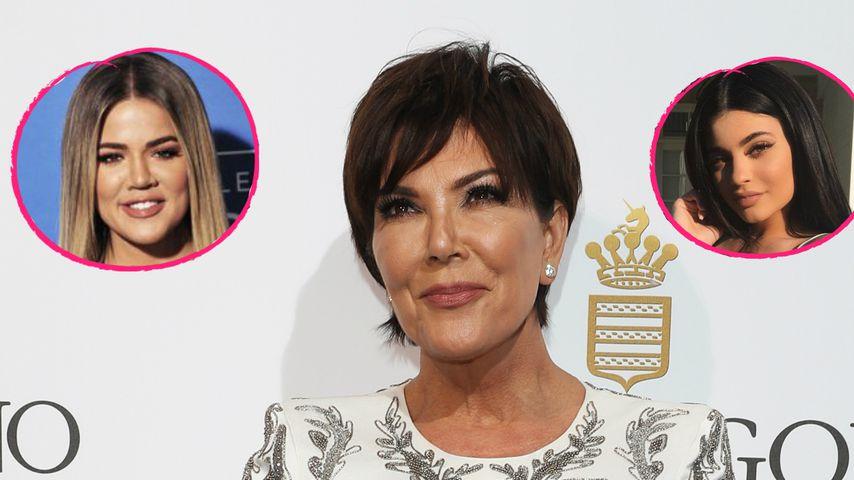 Khloe & Kylie: Bestätigt Mama Kris so die Schwangerschaften?