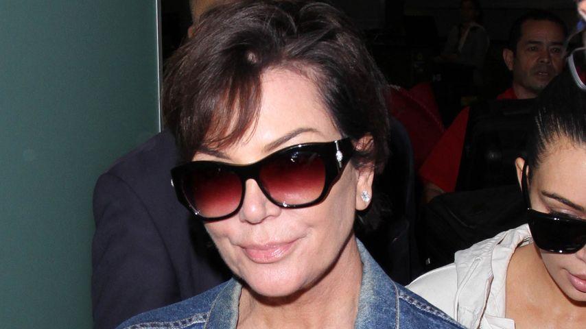 "Feuer bei den Kardashians: Mom Kris wegen Kourtney ""tot""!"
