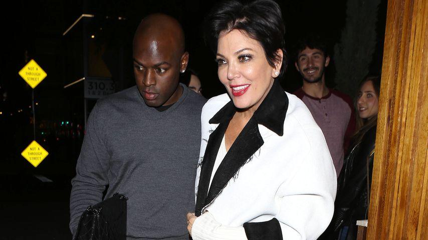 Kardashian-Schwestern in Sorge um Mama Kris Jenner
