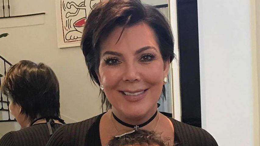 Kris Jenner und Dream Kardashian