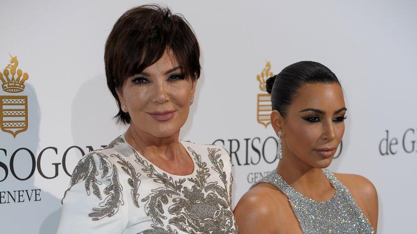 "Kris Jenners 1. Statement nach Überfall: ""Bin so dankbar!"""