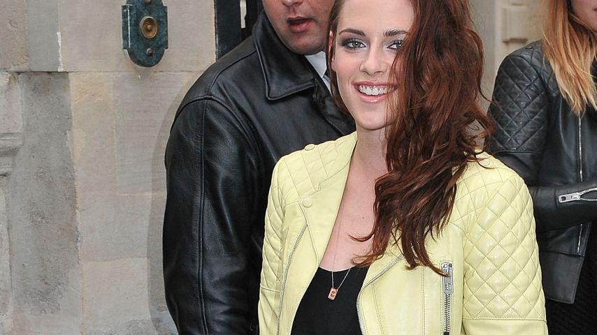 Happy wegen Rob? Kristen Stewart strahlt wieder!