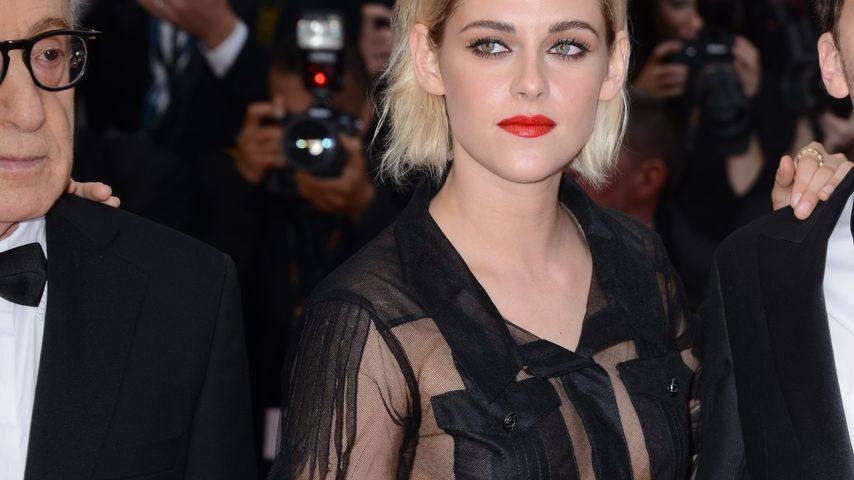 Kristen Stewart halb nackt: Fashion-Flop in Cannes?