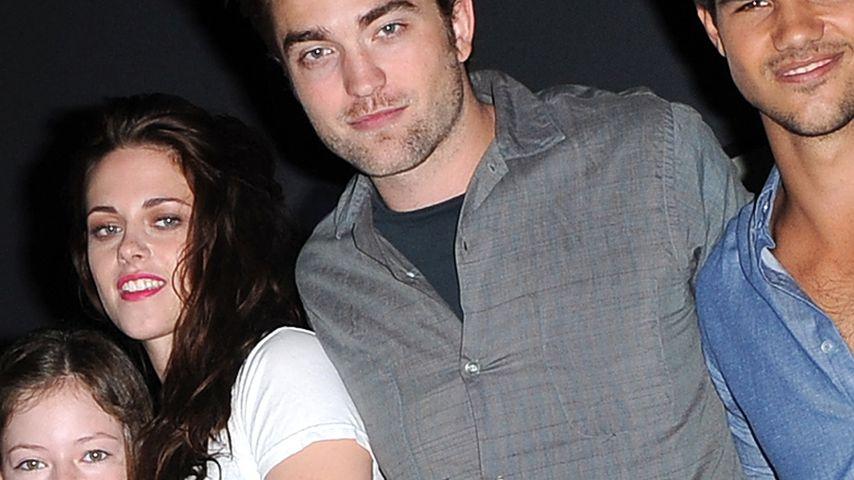 Twilight-Stars verschenken ihre Teen Choice Awards