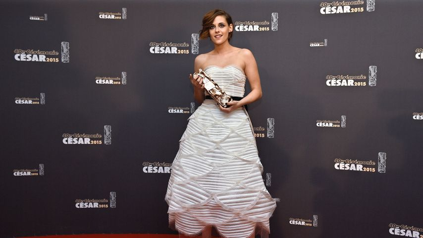Sensation! Französischer Oscar für Kristen Stewart